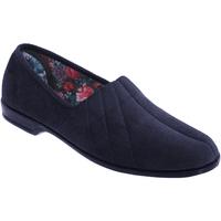Chaussures Femme Chaussons Sleepers Audrey Bleu marine