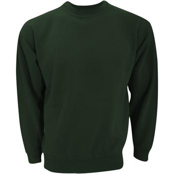 Vêtements Sweats Ultimate Clothing Collection UCC001 Vert bouteille