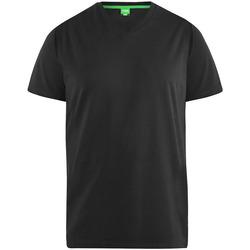 Vêtements Homme T-shirts manches courtes Duke Signature Noir