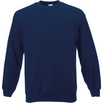 Vêtements Homme Sweats Universal Textiles Jersey Bleu marine