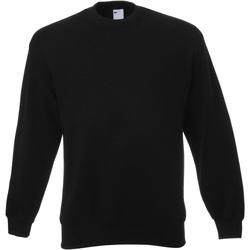Vêtements Homme Sweats Universal Textiles Jersey Noir