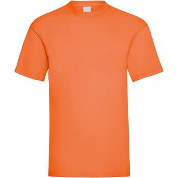 Vêtements Homme T-shirts manches courtes Universal Textiles Casual Orange vif