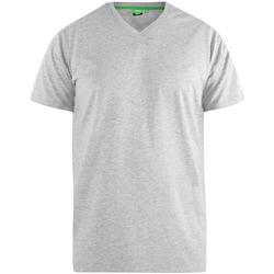 Vêtements Homme T-shirts manches courtes Duke Signature Gris
