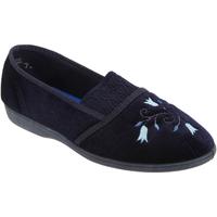 Chaussures Femme Chaussons Sleepers Inez Bleu marine