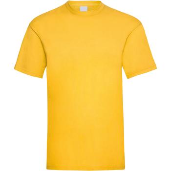Vêtements Homme T-shirts manches courtes Universal Textiles Casual Or