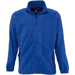 Vêtements Homme Polaires Sols North Bleu roi