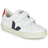 Schuhe Jungen Sneaker Low Veja SMALL-ESPLAR-VELCRO