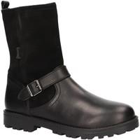 Chaussures Enfant Bottes ville Kickers 736111-30 GRAMMI Negro