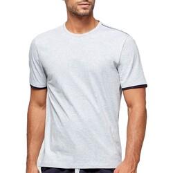 Vêtements Homme Pyjamas / Chemises de nuit Impetus Haut de pyjama homme coton bio Gris