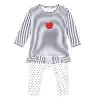 Kleidung Jungen Overalls / Latzhosen Absorba AMANDA Marineblau