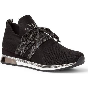 Chaussures Femme Baskets basses Marco Tozzi 23738 noir