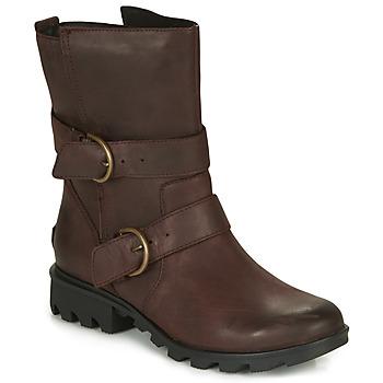 Chaussures Femme Bottes de neige Sorel PHOENIX MOTO