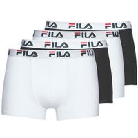 Unterwäsche Herren Boxer Fila Pack de 4