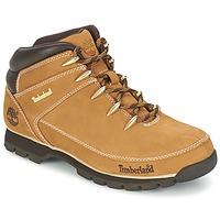 Schuhe Herren Boots Timberland EURO SPRINT HIKER Beige