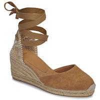 Schuhe Damen Sandalen / Sandaletten Castaner CARINA Kamel