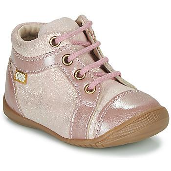 Chaussures Fille Boots GBB OMANE CVN ROSE DPF/KEZIA