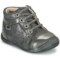 Chaussures Fille Boots GBB OMANE CVN GRIS DPF/KEZIA