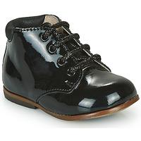 Chaussures Fille Boots GBB TACOMA VVN NOIR DPF/NODEON
