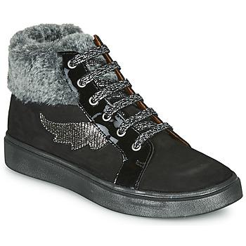 Chaussures Fille Baskets montantes GBB NUMA NUS NOIR DPF/FLORA