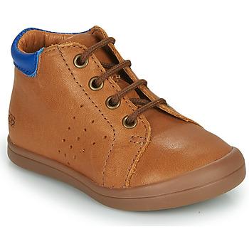 Chaussures Garçon Boots GBB TIDO VTE CAMEL DPF/TOODOU