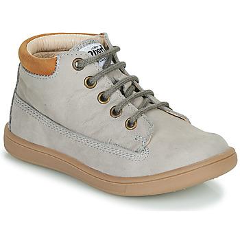 Chaussures Garçon Baskets montantes GBB NORMAN VTE GRIS DPF/MESSI