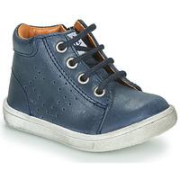Chaussures Garçon Boots GBB FOLLIO VTE MARINE DPF/MESSI