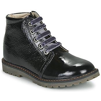 Chaussures Fille Boots GBB NAREA VVN NOIR DPF/AGNESE