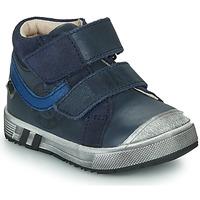 Chaussures Garçon Baskets montantes GBB OMALLO VTC MARINE DPF/BOSS CAPOT