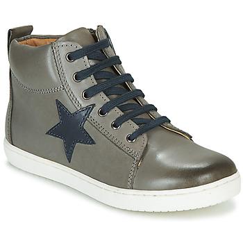 Chaussures Garçon Baskets montantes GBB KANY VTE GRIS DPF/GARCON