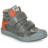 Chaussures Garçon Baskets montantes GBB KOLAN NUV GRIS DPF/460
