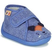 Chaussures Garçon Chaussons GBB KEELIO TTX JEANS-NOIR DTX/CHAUSSON
