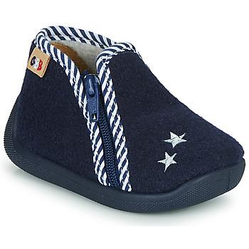 Chaussures Garçon Chaussons GBB KITRA TTX MARINE DTX/CHAUSSON
