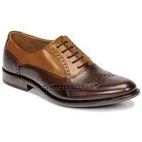 Chaussures Homme Richelieu André BIBRIDGE Marron