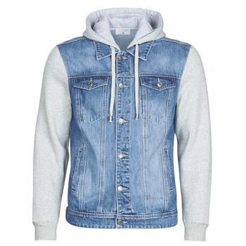 Abbigliamento Uomo Giacche in jeans Casual Attitude LAURYNE