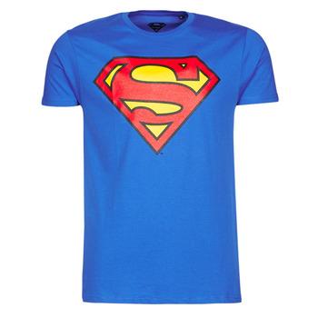 Vêtements Homme T-shirts manches courtes Yurban SUPERMAN LOGO CLASSIC