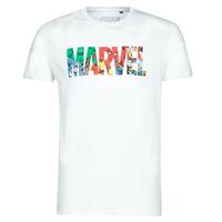 Vêtements Homme T-shirts manches courtes Casual Attitude MARVEL HERO LOGO