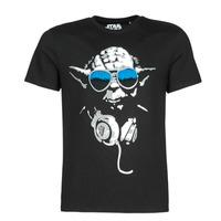 Kleidung Herren T-Shirts Yurban DJ YODA COOL