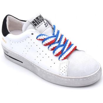 Chaussures Femme Baskets basses Semerdjian edson 3293 blanc