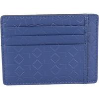 Sacs Homme Portefeuilles Alviero Martini portefeuille ALV bleu cuir BN201 bleu