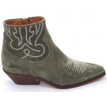 Chaussures Femme Bottines Alpe 45851159 vert