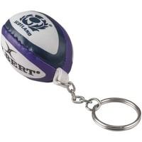 Accessoires textile Porte-clés Gilbert Porte clés rugby Ecosse - Gilb Violet