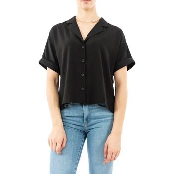 Vêtements Femme Chemises / Chemisiers Gertrude + Gaston juliette black noir