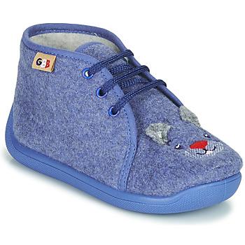 Schuhe Jungen Hausschuhe GBB KYLAE Blau