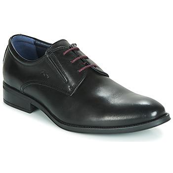 Schuhe Herren Derby-Schuhe Fluchos HERACLES Schwarz