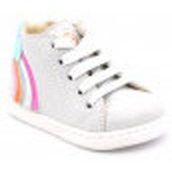 Chaussures Fille Boots Shoo Pom bouba cloud Gris