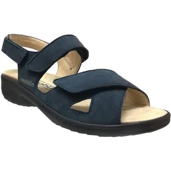 Chaussures Femme Sandales et Nu-pieds Mobils By Mephisto Geryna Marine nubuck