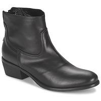Chaussures Femme Boots Meline SOFMET Noir