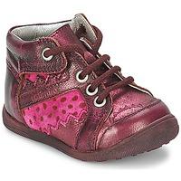 Schuhe Mädchen Boots Catimini CABILLAUD Braun,