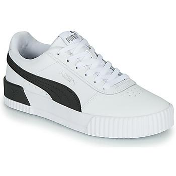 Schuhe Damen Sneaker Low Puma CARINA