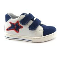 Chaussures Garçon Baskets basses Balocchi BAL-E20-103289-BL-a Bianco